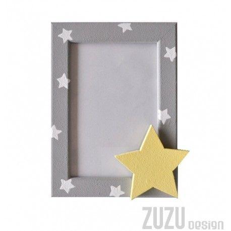 ramka z gwiazdą