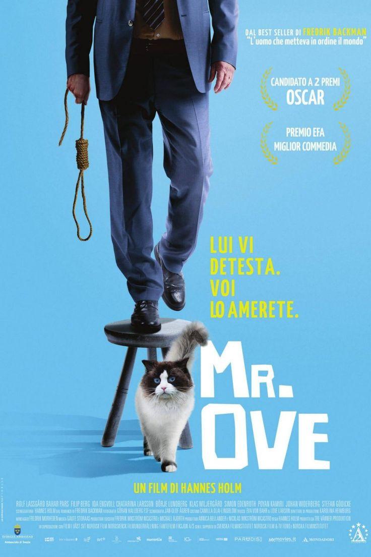 Mr. Ove (2017) film completo di genere commedia - drammatico, in streaming HD gratis in italiano. Guarda online a 1080p e fai download in alta definizione!