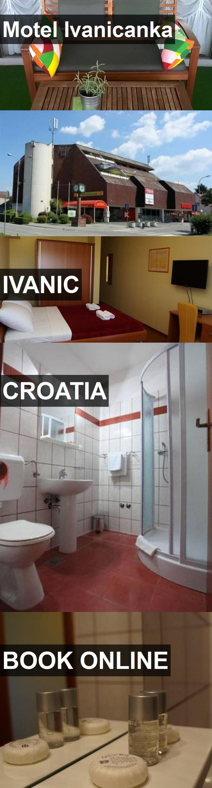 Hotel Motel Ivanicanka in Ivanic, Croatia. For more information, photos, reviews and best prices please follow the link. #Croatia #Ivanic #MotelIvanicanka #hotel #travel #vacation