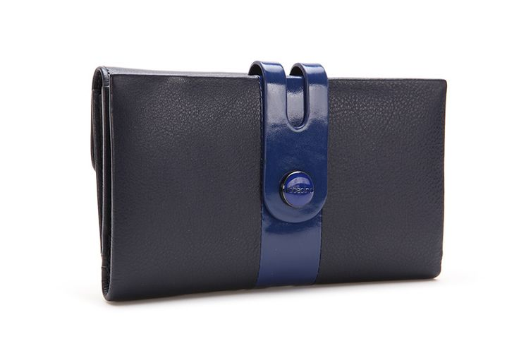 Cartera • Wallet >> http://www.abbacino.es/en/bags-accesories-hesperis-blue-7531.html