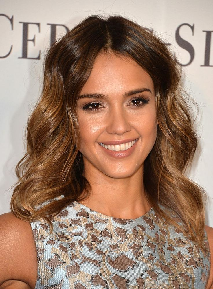 Cabello en tonos carey: tendencia 2015
