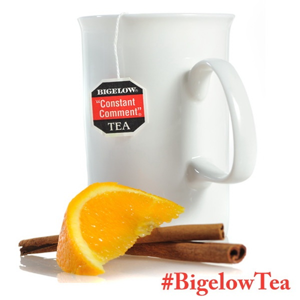 Love Love Love Constant Comment tea by Bigelow Tea..love the flavor of orange and cinnamon spices..my favorite!!