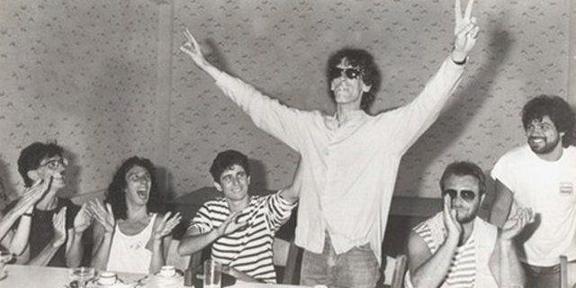 100% Rock argentino Charly García, Fito Paez, Calamaro, Luis A. Spinetta, León Gieco...que más...!
