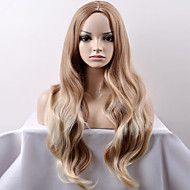 European+and+American+fashionable+New+Year+In+Gray+Brown+Large+Wave+High+Temperature+Wire+Wig+–+USD+$+77.98