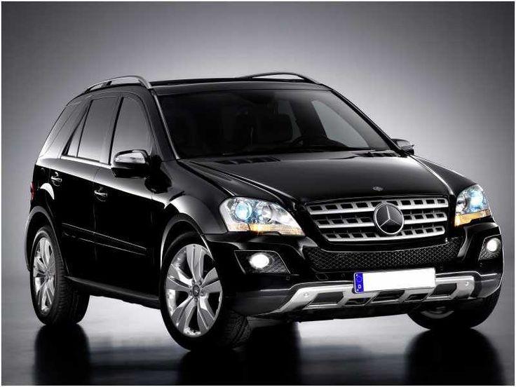 next car... next year...Mercedes suv