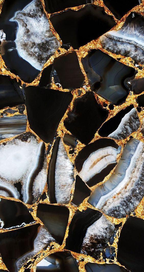 Dekoration: Schwarzer Marmor – #Dekoration #von #Marmor #Schwarz   – Alles – #Alles