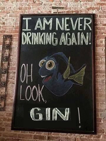 Oh look, GIN!