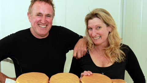 Boutique cheese makers win big