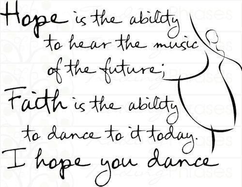 "89 Best Images About ""I Hope You Dance"" Quotes Of Love"