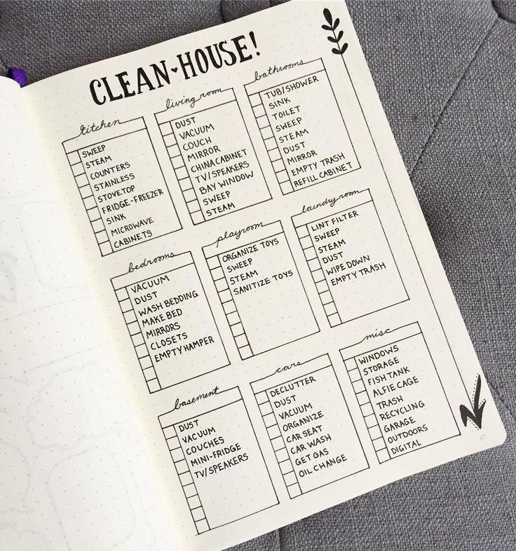 Check Off Chores