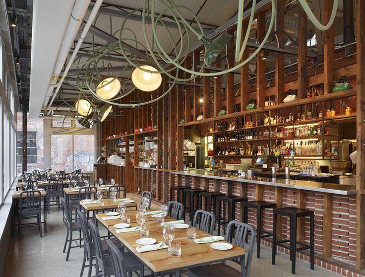 Café Belong, Toronto · Cafe FurnitureBar Design ...