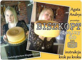 Biszkopt idealny do tortu