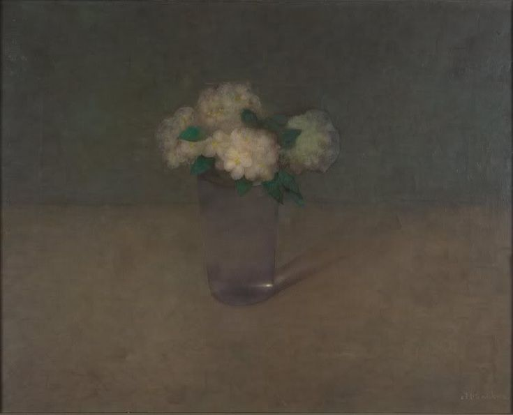 jan mankes | Jan Mankes, Three still life paintings