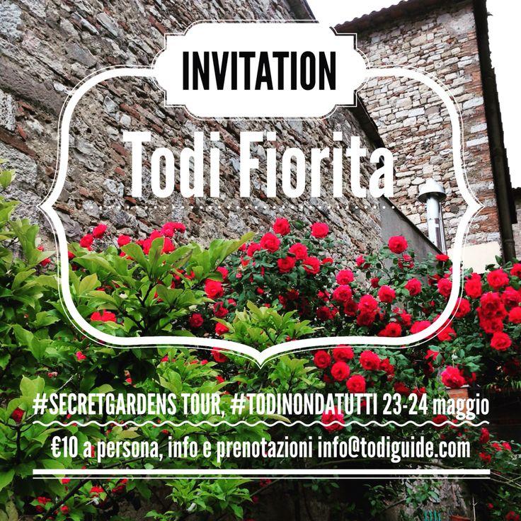 Secret Gardens Tour 2015 with Todiguide