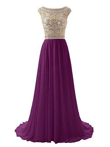 Wedtrend Women's Long Beading Prom Dress Elegant Chiffon ... https://www.amazon.com/dp/B016UH1COE/ref=cm_sw_r_pi_dp_ha1yxb5REV9GF