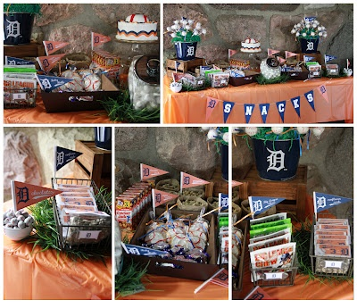AMAZING baseball party!Birthday Parties, Baseball Parties, Baseball'S Birthday Them, Baseball Party, Amazing Baseball, Parties Ideas, Baseball Theme Jack And Jill, Basebal Parties, Baby Shower