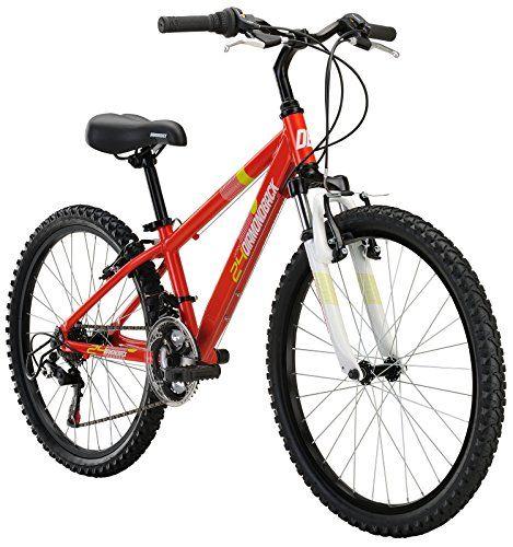 Diamondback Bicycles Octane 24 Kid's Mountain Bike, 24