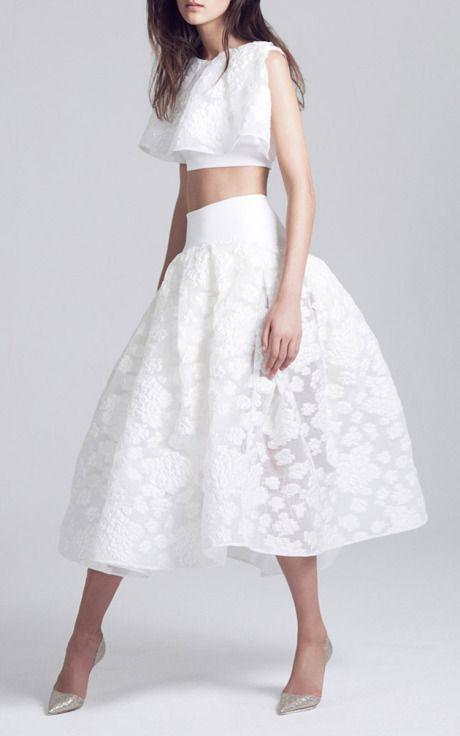 Maticevski Spring/Summer 2015 Trunkshow Look 33 on Moda Operandi