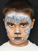 Todo Halloween: maquillaje de hombre lobo