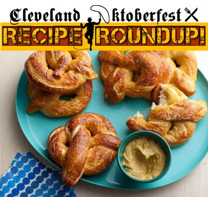 No Oktoberfest is complete without PRETZELS. These homemade soft pretzels are amazing!