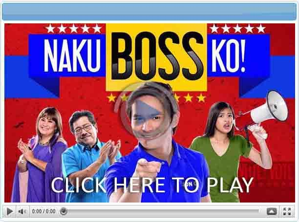 Naku, Boss Ko! - Pinoy Show Biz  Your Online Pinoy Showbiz Portal