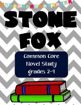 I created this novel study so my students could read the book Stone Fox in small group and reflect on their reading while practicing common core ELA skills. For each chapter students will answerstandards based questions in the Reading Literature strands and Language strands.
