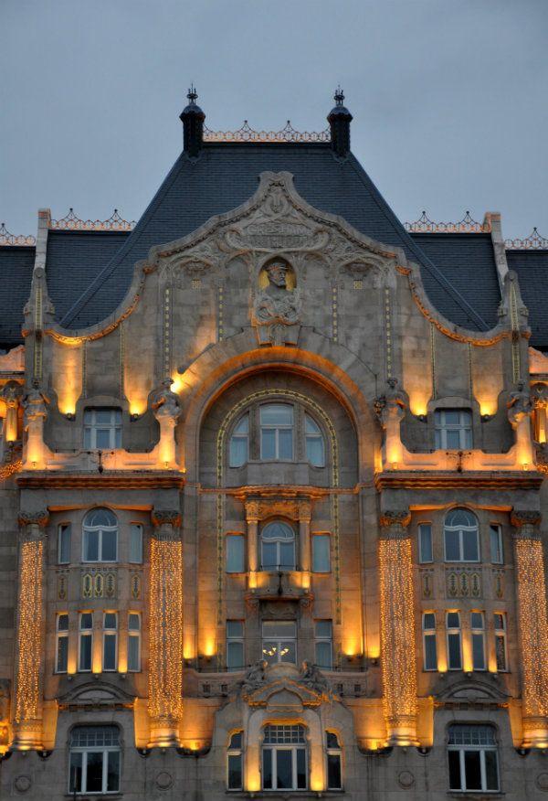 [History Repeated: Four Seasons Gresham Palace Budapest]