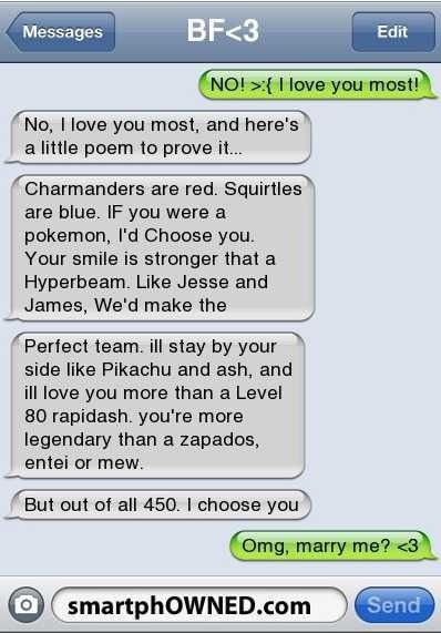 Have You Been SmartphOWNED? 13 Humorous Viral Texts