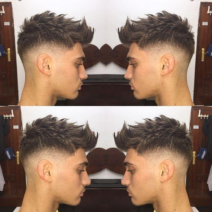 17 mejores ideas sobre corte de pelo fade para hombres en - Mejores peinados hombre ...