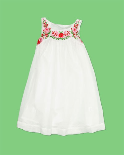 """""""Bohemian Solids"""" Bathing Suit Coverup Dress for girls"""