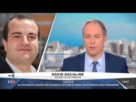 Politique - Mosquée de Fréjus : David Rachline dans le journal de LCI - http://pouvoirpolitique.com/mosquee-de-frejus-david-rachline-dans-le-journal-de-lci/
