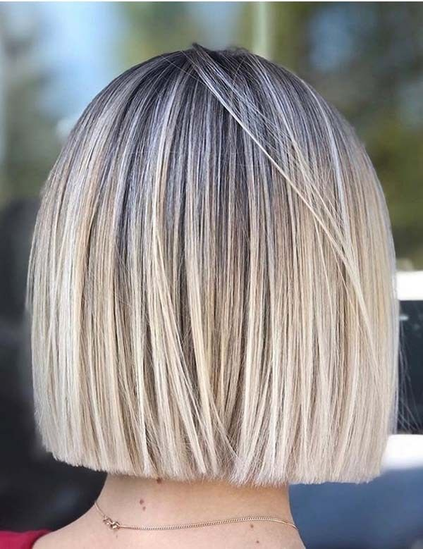 Best Blonde Bob Haircut Styles You Need To Follow In 2019 Blonde