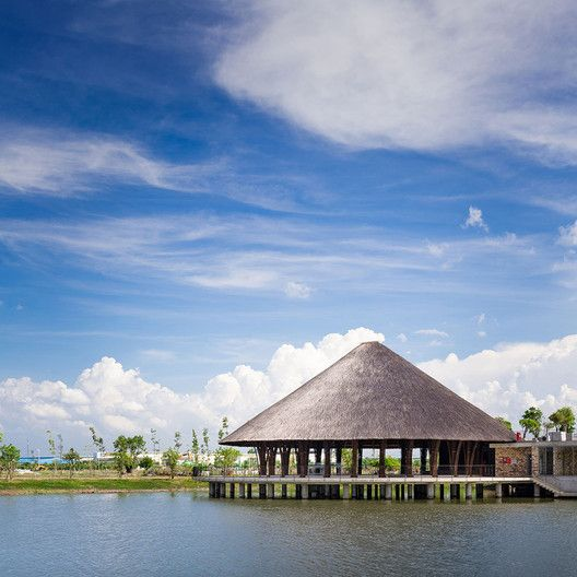 Sen Village Community Center / Vo Trong Nghia Architects