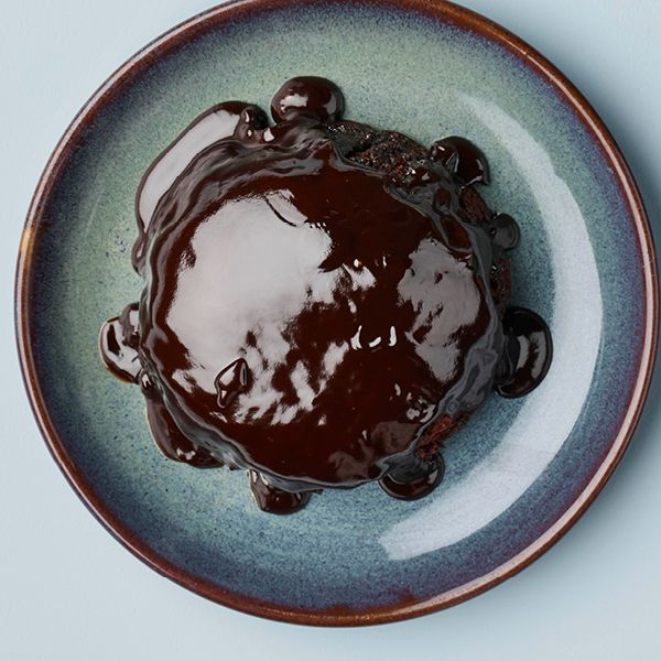 Our Belgian chocolate sponge pudding is perfect for those not so fond of a Christmas pud!