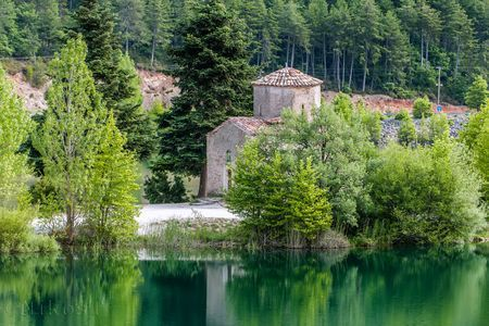 Lake Doxa Feneou Hellas Photo by NIKOS T. -- National Geographic Your Shot