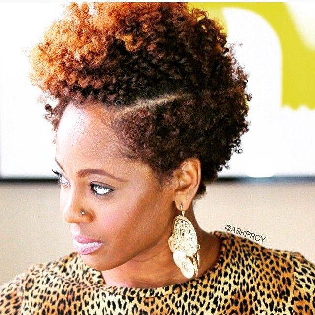 Short Hairstyles For Natural Hair Custom 19 Best Shortie Images On Pinterest  Natural Hair Short Hair And