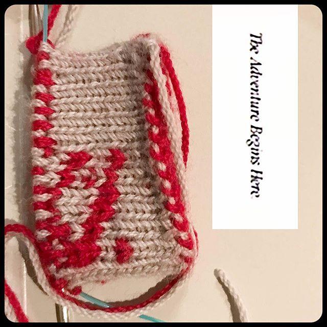 The Adventure Begins Here - text from the #Apple #Macintosh 128k Getting Started Guide #LargeLatte . . . . .  #iphone #retrotech #vintagetech  #knitting #knittersofinstagram #handknit #instaknit #knitting_inspiration #knittingaddict #iloveknitting #i_lo (scheduled via http://www.tailwindapp.com?utm_source=pinterest&utm_medium=twpin&utm_content=post194394907&utm_campaign=scheduler_attribution)