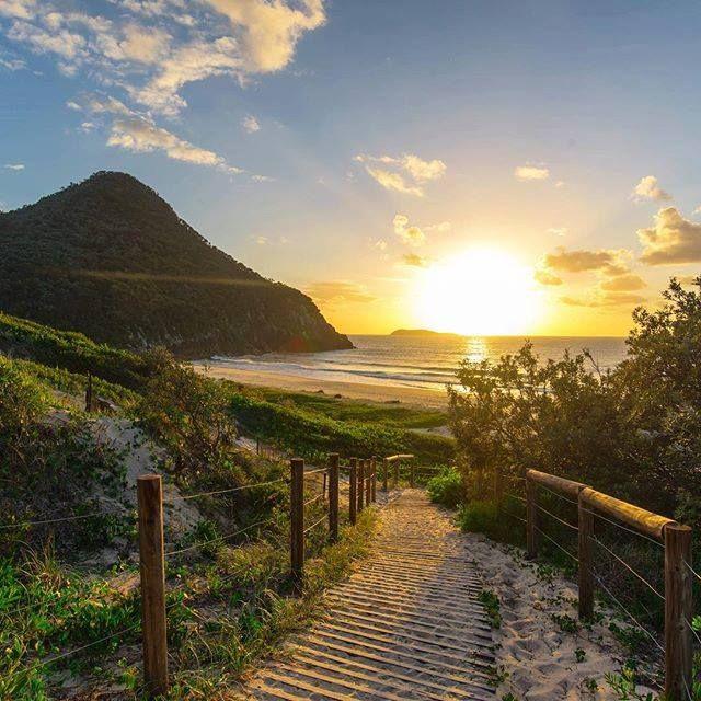 Zenith Beach, Port Stephens