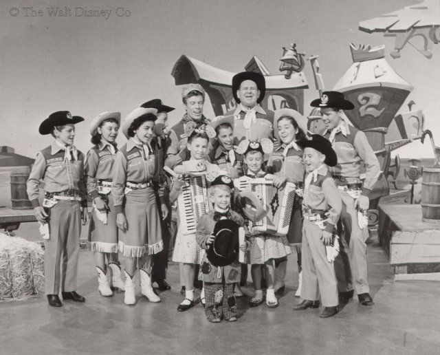 *THE MICKEY MOUSE CLUB ~ 1955