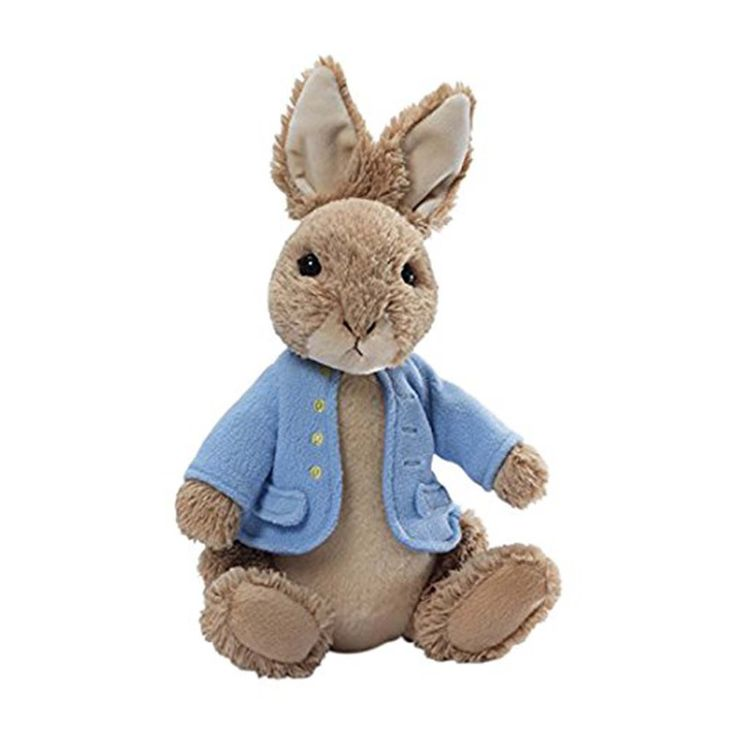 Gund Peter Rabbit 6.5 Inch Plush Figure
