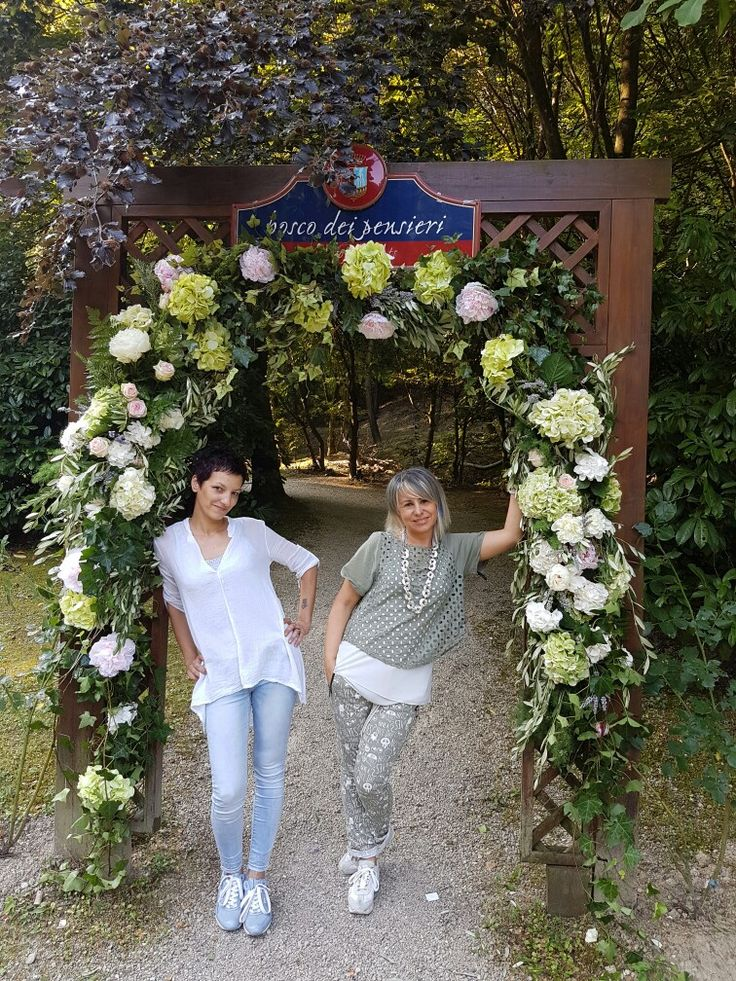 Archi fioriti