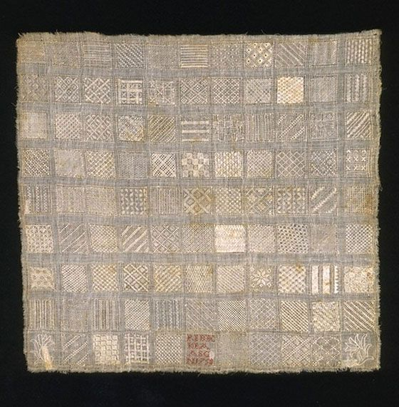 Samplers, Stitches and Techniques - Victoria and Albert Museum