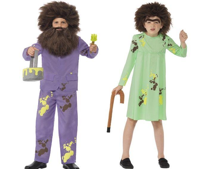 Mr Twit and Mrs Twit Costume