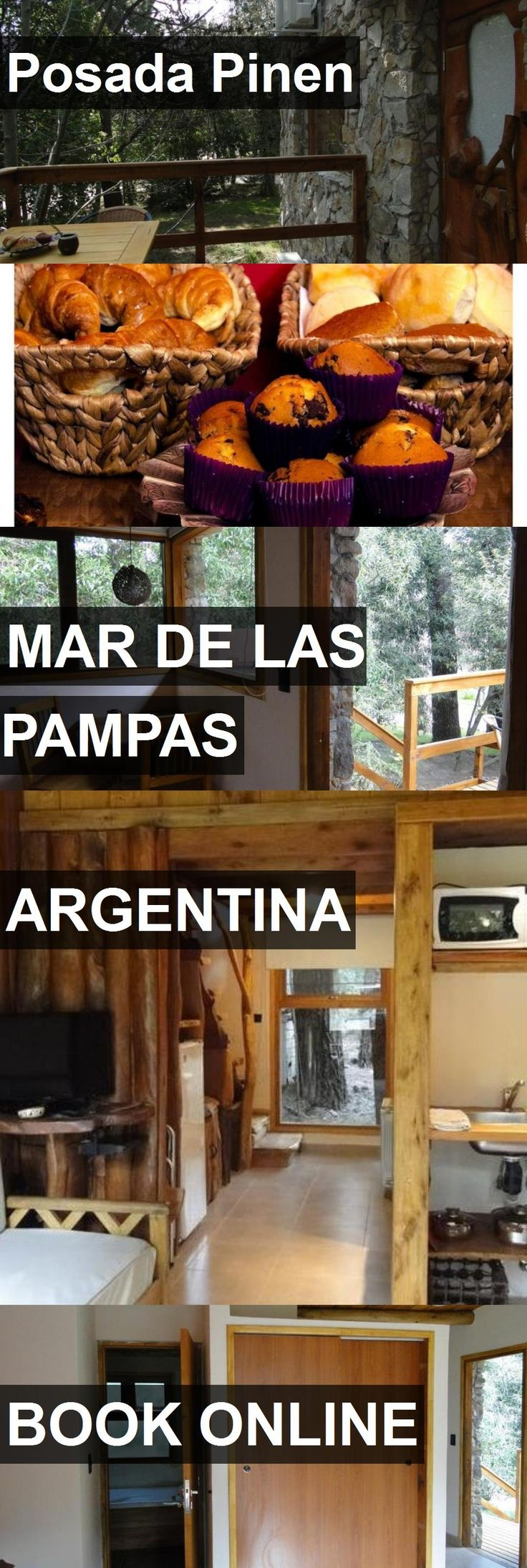 Hotel Posada Pinen in Mar de las Pampas, Argentina. For more information, photos, reviews and best prices please follow the link. #Argentina #MardelasPampas #hotel #travel #vacation