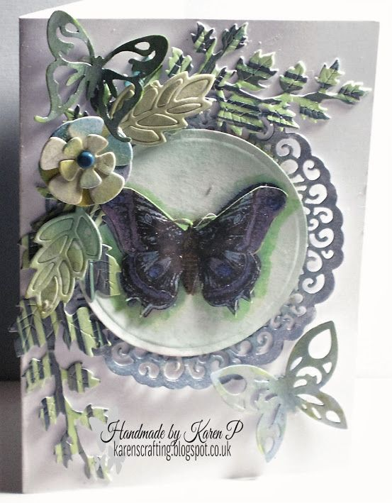 2017 February 10: Crafters Companion Die'sire, Downton Abbey & Sara Davies dies, IndigoBlu stamps, Joy Craft dies, Pebeo Dyna acrylics, Ranger Ink Perfect Pearls, & Tim Holtz Distress inks
