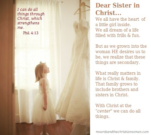 christian sisters