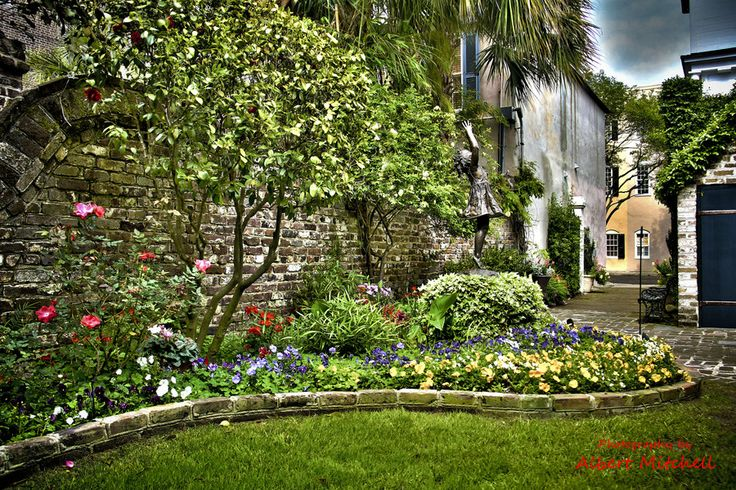 Private Garden Garden Ideas Pinterest Gardens