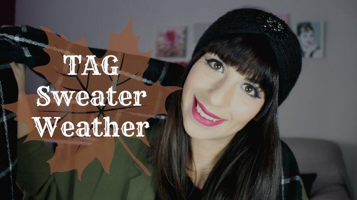 Sou uma GULOSA | TAG Sweater Weather | Be Creative Be You