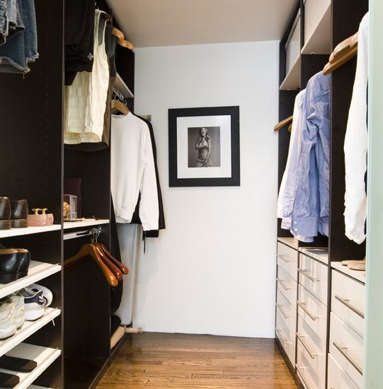 10 best images about home improvement on pinterest Rooms without closets creative
