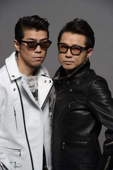 藤井フミヤ&藤井尚之(F-BLOOD)